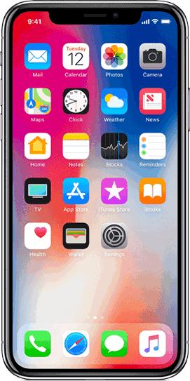 Iphone X en leasing